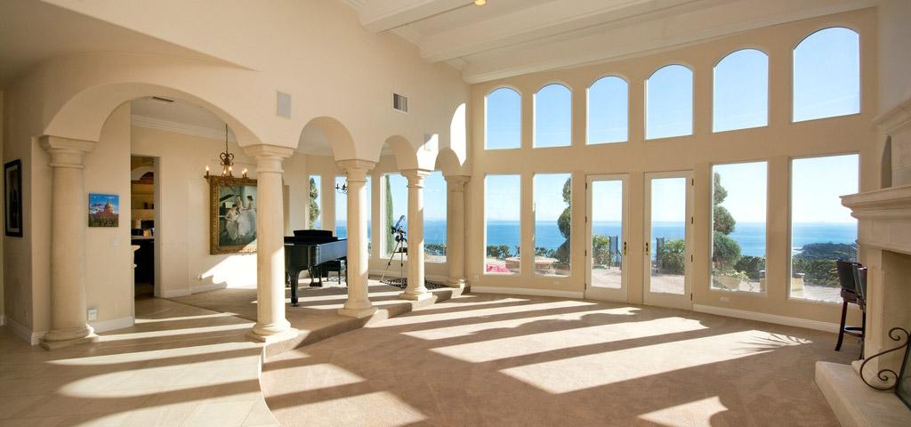 LifeSync Malibu Detox - Living Room