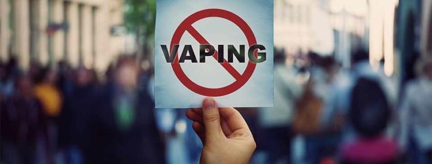 vaping bans