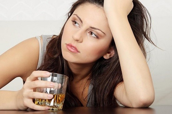 depression after quitting alcohol