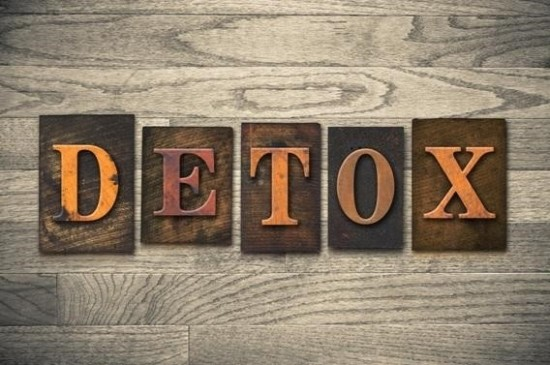 what happens to your body when you detox