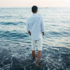 Man At Sea
